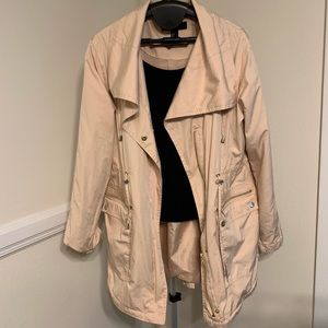 F21 Light weight Utility Jacket/S